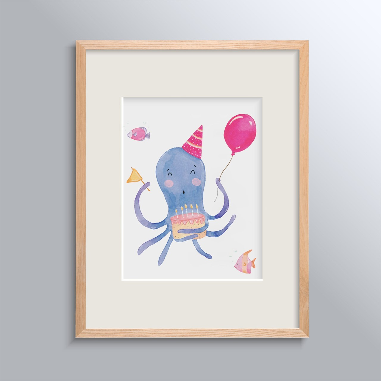 Picture of Cake by the Ocean Triplet Frame Set
