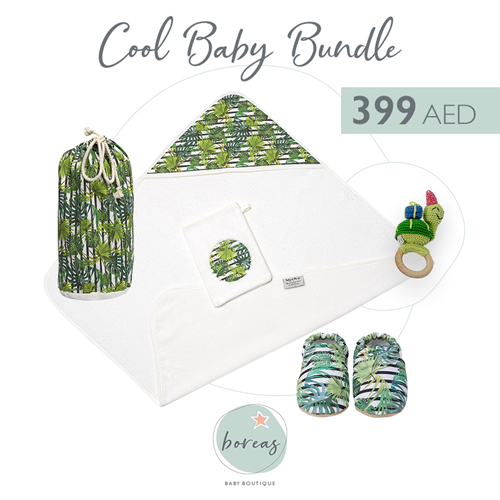 Palmy Cool Baby Bundle