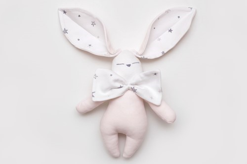 NAJIMA DESIGN ROSA BUNNY %100 ORGANIC SLEEPING TOY